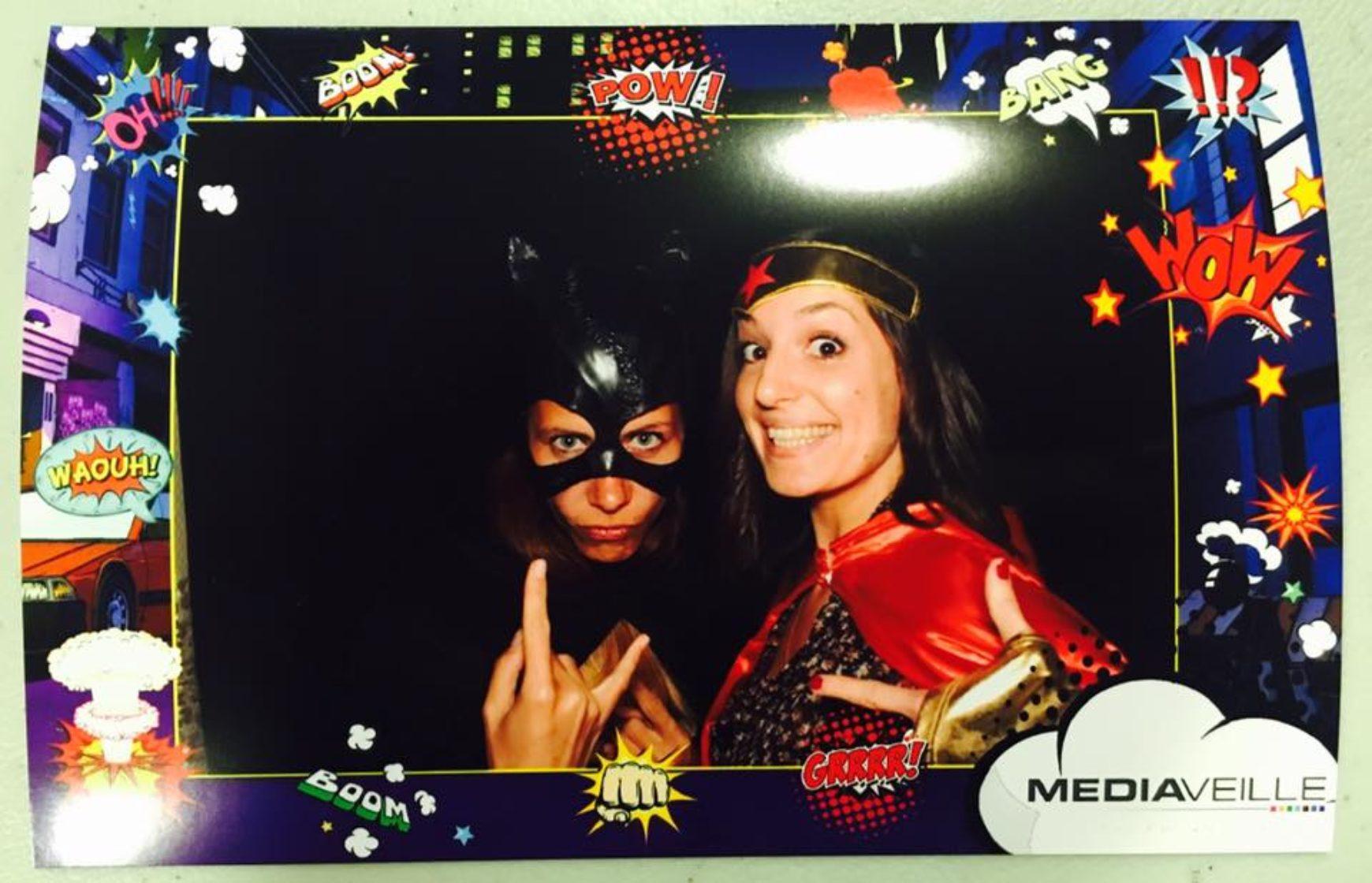 Superwomans !
